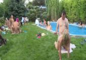 Outdoor Orgie in Tschechien