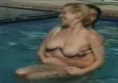 Heißer Fick im Pool